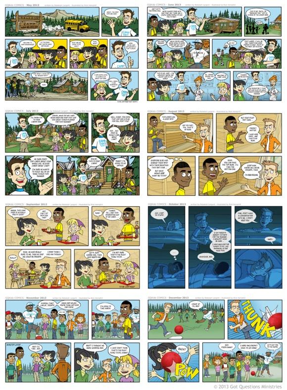 GQKidz_Comics_1-8
