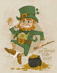 Leprechaun-color