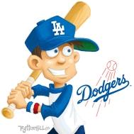 LilRicky Baseball_Dodgers2